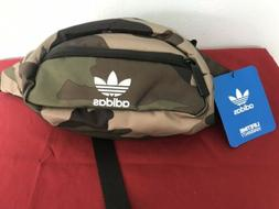 adidas Originals National Waist Pack, Olive Cargo Aw Camo, O