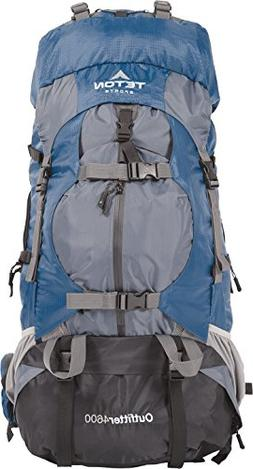 TETON Sports Outfitter 4600 Ultralight Internal Frame Backpa