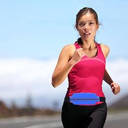 Pocket Sport, Running Belt, Hiking and Fitness Expandable We