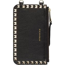 Pouch Attachment for Phone Case Fits ALL Bandolier Cases. Bl