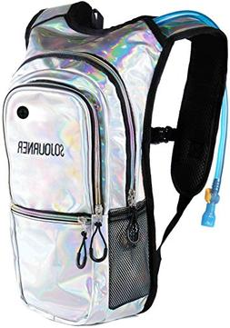 SoJourner Rave Hydration Pack Backpack - 2L Water Bladder in