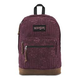 JanSport Right Pack Expressions Laptop Backpack - Debossed F