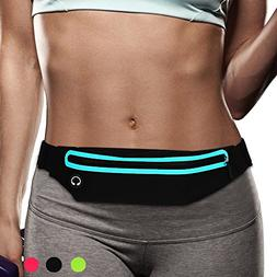 Filoto Running Belt, Water Resistant Running Waist Pack for