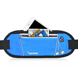 AIKELIDA Running Belt/Fanny Pack/Fitness Belt/Waist Pack for
