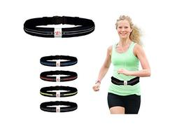 Above Elite Running Belt for Large Phone - Best Reflective,