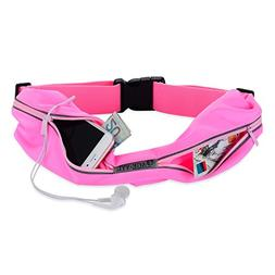 Cage-YYL Running Belt - Reflective Waist Pack - iPhone 6, 7,