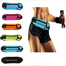 Running Belt Pack Waist Bag Travel Pocket Sling Chest Should