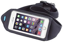 MILIDE Running Belt Waist pack for iphone x 8 7 plus With Re