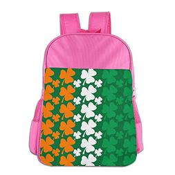 Clarissa Bertha Saint Patricks Day Design Irish Flag School