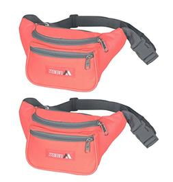Everest Signature Waist Pack Unisex Extra Small Size Waist P