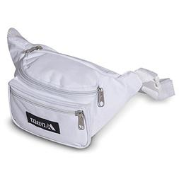 Everest Signature Waist Pack - Small Color: White