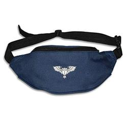 SEVTNY Slim Profile & Lightweight Waist Pack Water Resistant