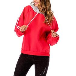 Seaintheson Womens Sweatshirt Clearance, 2018 Ladies Plus Si