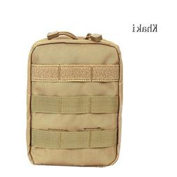 Tactical MOLLE EMT Medical First Aid IFAK Blowout Utility Po