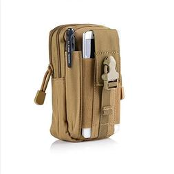 ZY Universal Outdoor Tactical Holster Military Molle Hip Wai