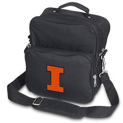 University of Illinois Travel Bag or Small Crossbody Day Pac