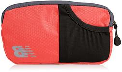 New Balance Performance Waist Pack, Vivid Coral, One Size