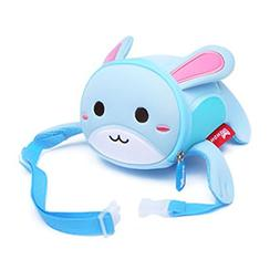 Alnaue Kids Waist Pack Preschool Children 3D Animal Cute Wat