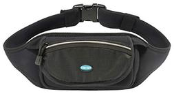 Sport Belt Waist Pack for Running, Fitness, Hiking, Travel -