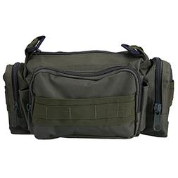 HDE Waist Pack Tactical Deployment Bag Military Gear Molle D