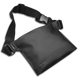 JOTO Waterproof Case Dry Bag Pouch Waist Pack with Strap, Wa
