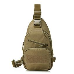 X-Freedom Military Gear Tactical Casual Sling Chest Pack Bag